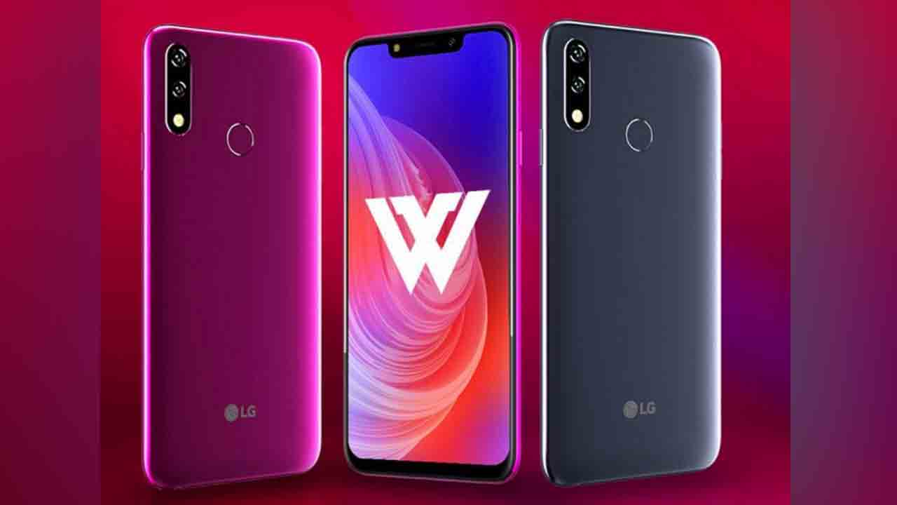 LG Releases Three W Series Smartphones for Beginner Users