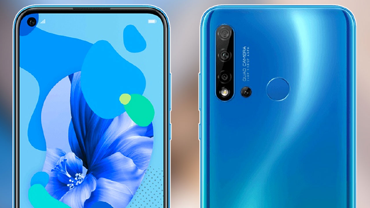 Huawei Confirms Nova 5 Series Launch Date