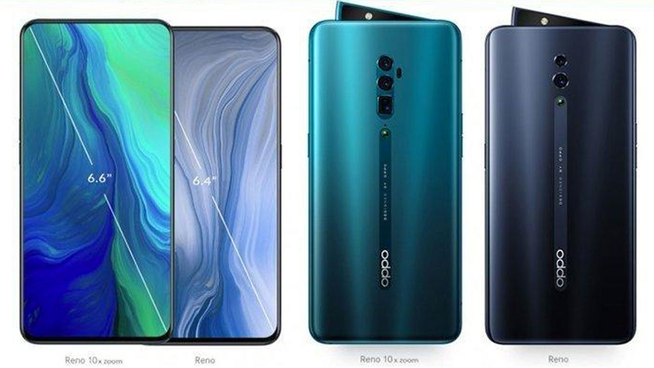 The OPPO Reno Series Duo Officially Launches