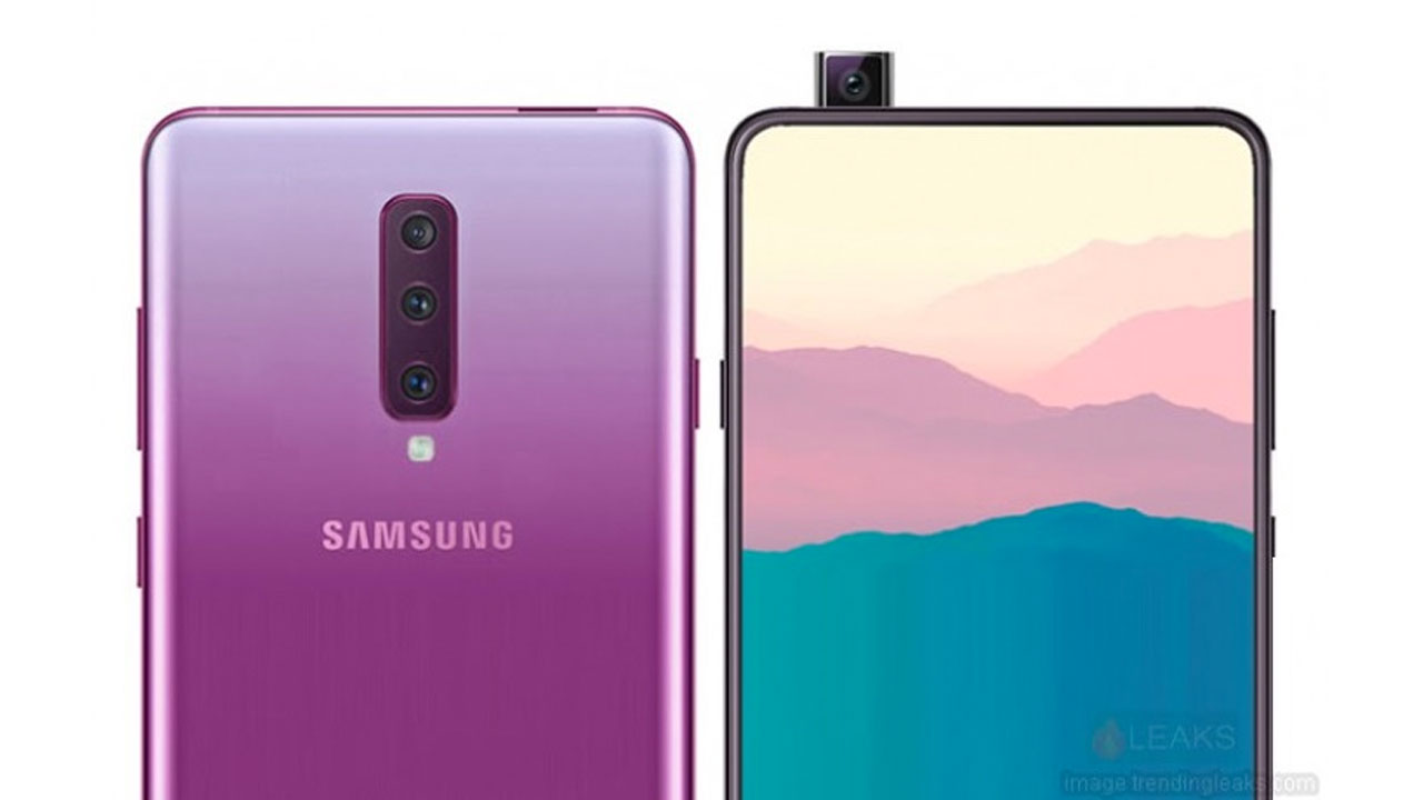 Will the Samsung Galaxy A90 be manned by Snapdragon 855?