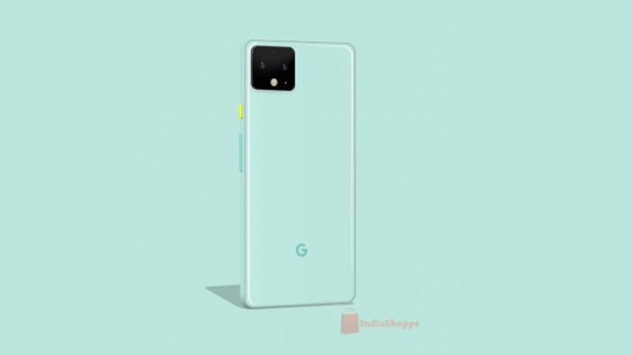 Is this Google Pixel 4 Color Choice?