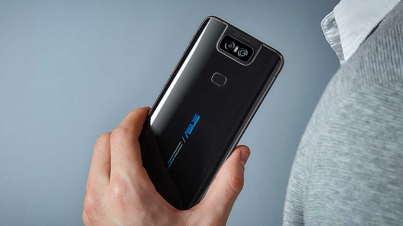 ASUS ZenFone 6 Very Solid