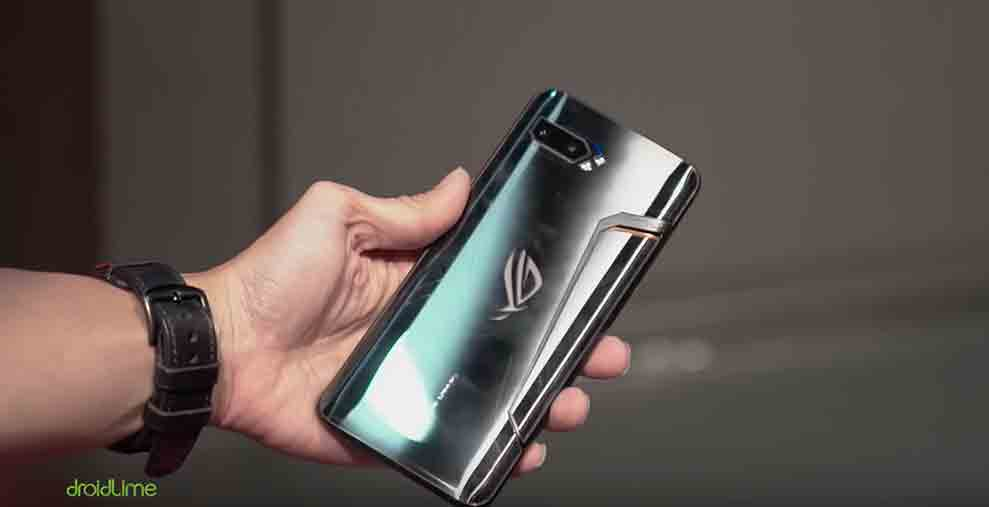 ASUS Officially Introduces ROG Phone II, this is the Advantage