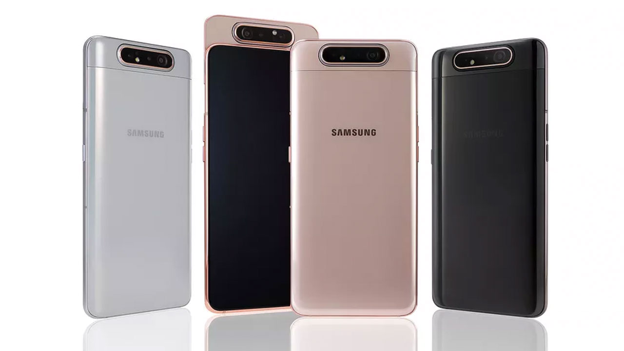 Fun! Samsung Galaxy A80 is soon to be sold