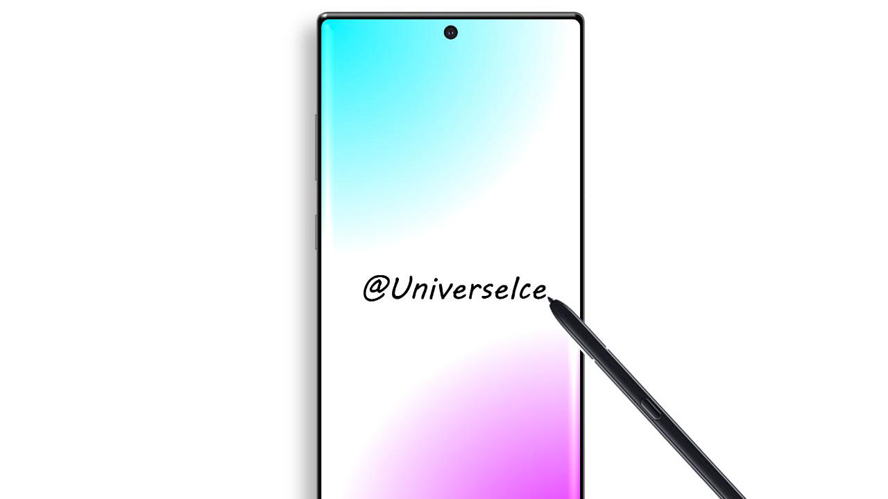 The Galaxy Note10 camera is still the same as the Galaxy S10?