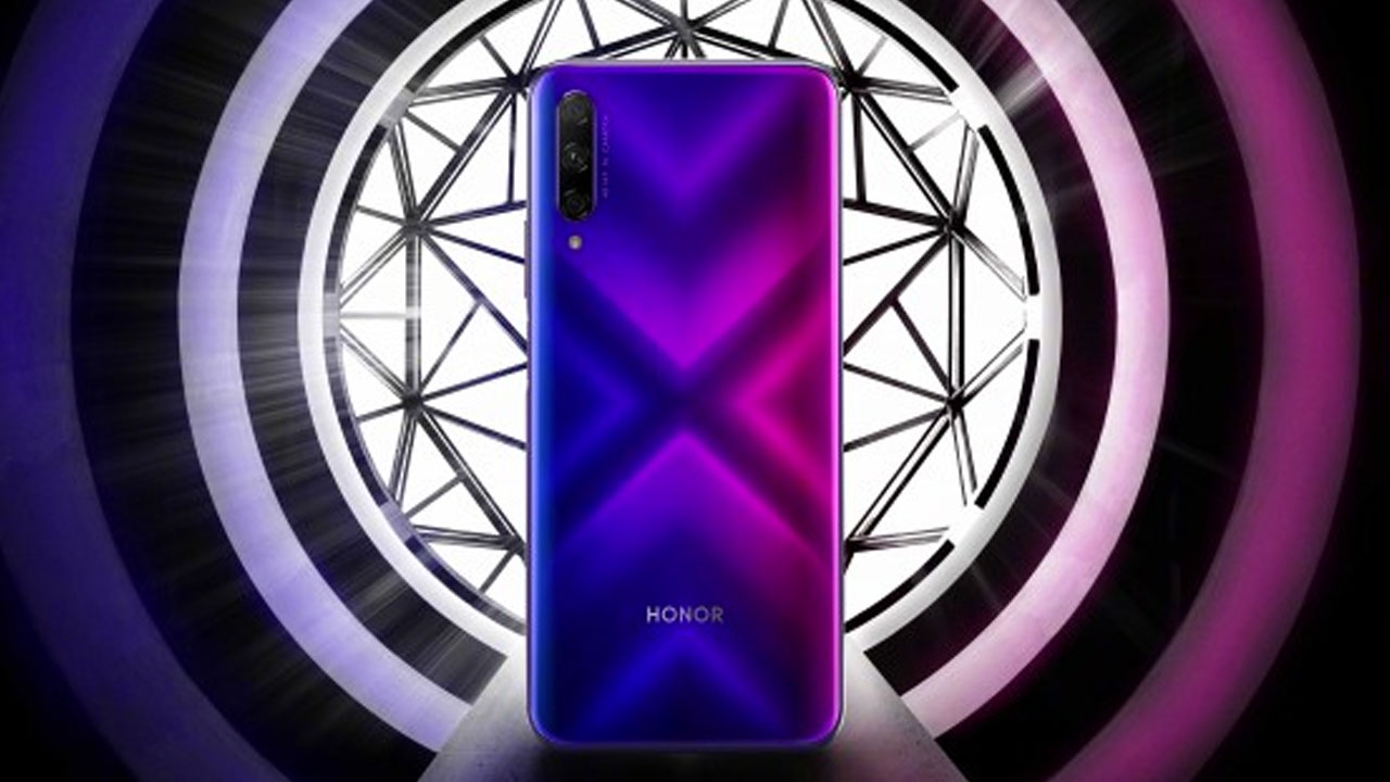 The Honor 9X teaser has appeared, let's take a look at the specifications