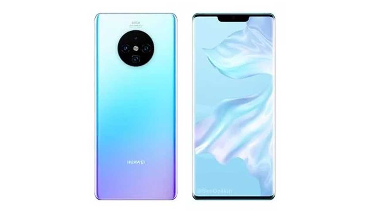 Huawei Mate 30 Pro will arrive with AirGlass and SuperSensing Camera
