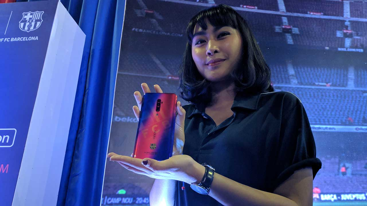 Number One in Canalys Version, OPPO's response