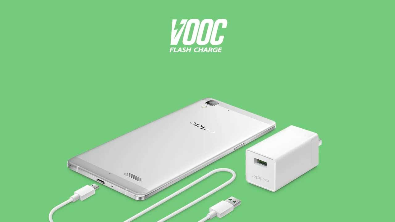VOOC OPPO Technology Preferred by Many Companies