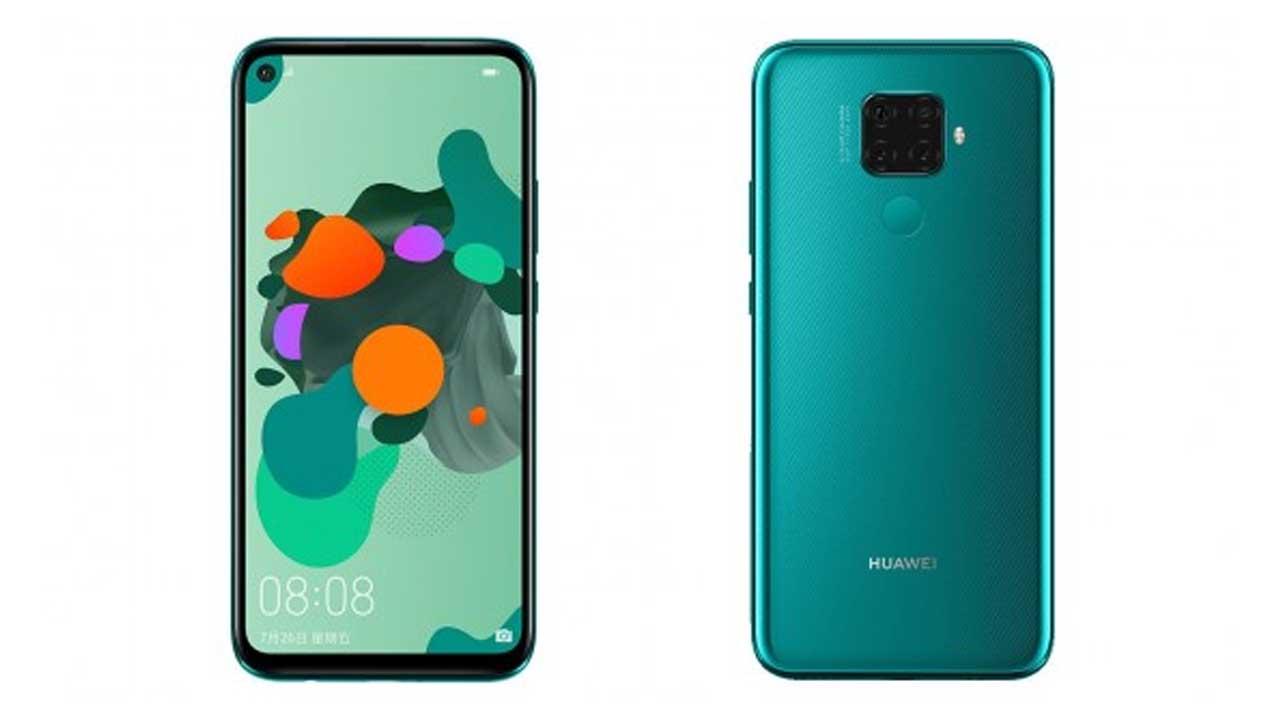 Huawei Nova 5i Pro with Kirin 810 has been released!