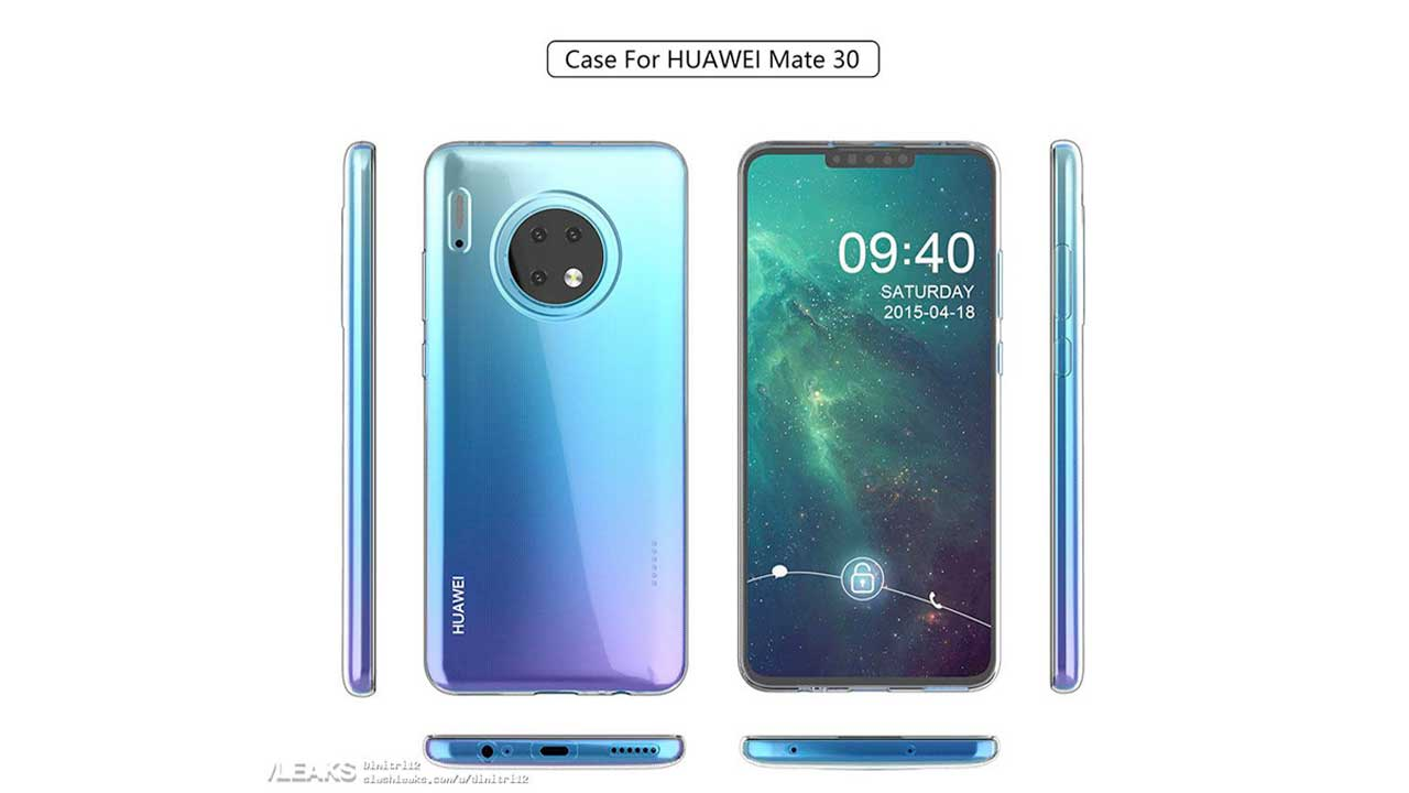 Note it! This is the Launch Date of Huawei Mate 30 and Mate 30 Pro
