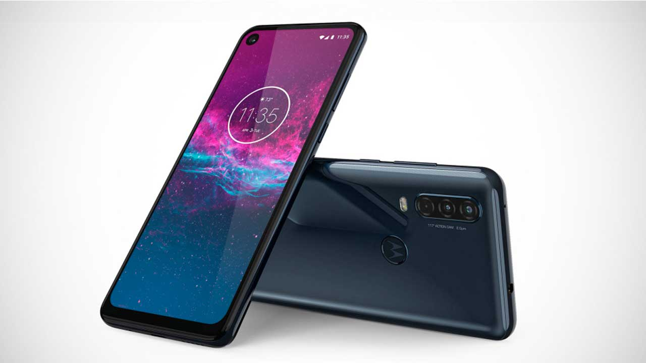 Motorola One Action Officially Launched, Sold For Rp. 4.1 Million
