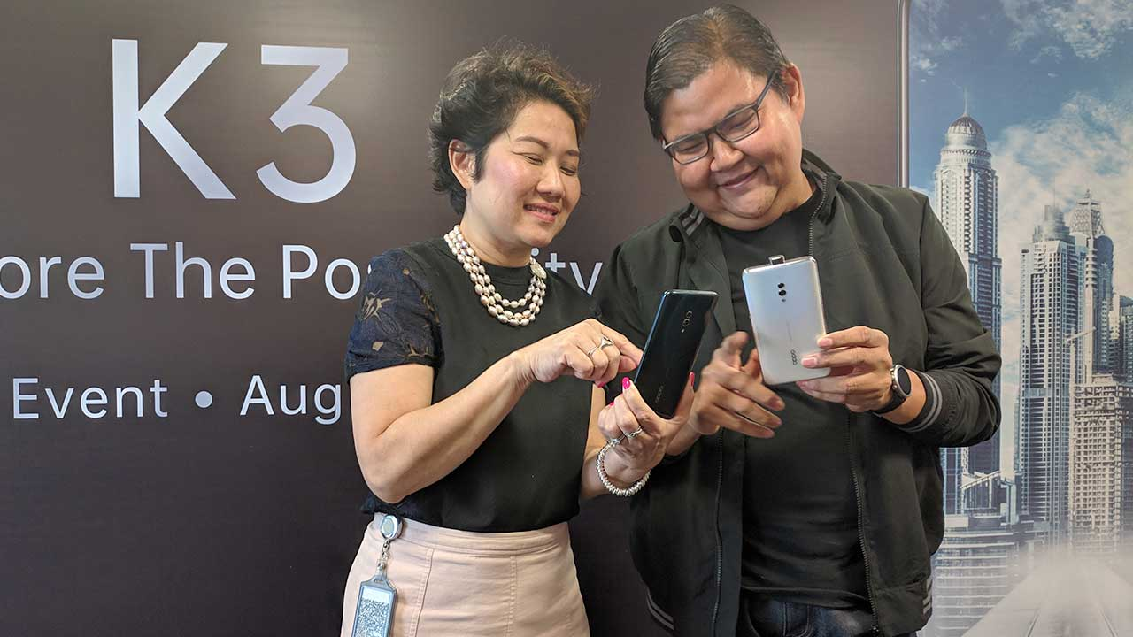 OPPO Appoints Lazada to Hold OPPO K3 Flash Sale, The Price?
