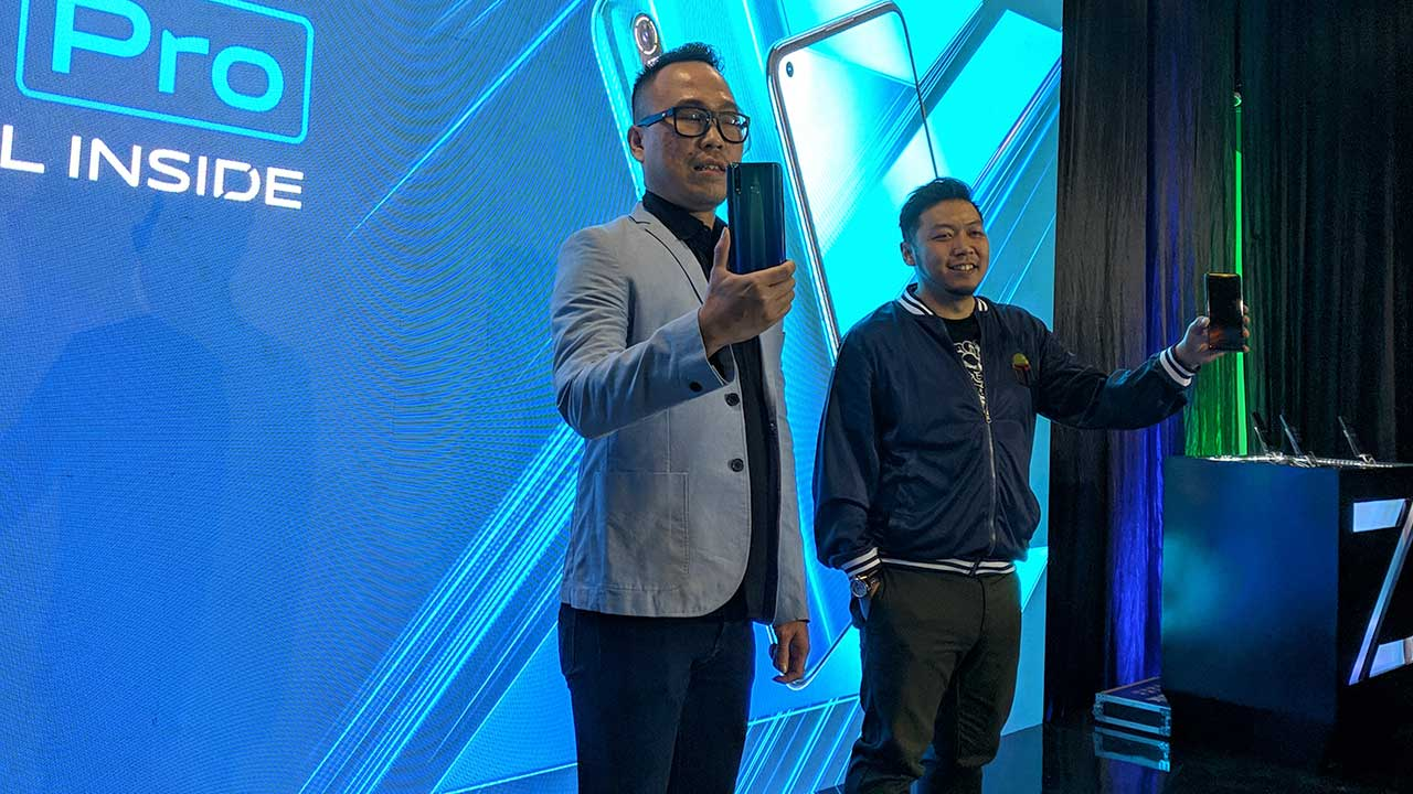 vivo Z1 Pro Comes to Indonesia, a New Weapon for PUBG Enthusiasts