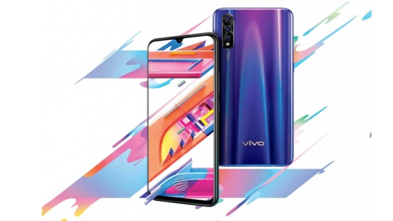 vivo Z5 Released, Has Better Camera and SoC Support