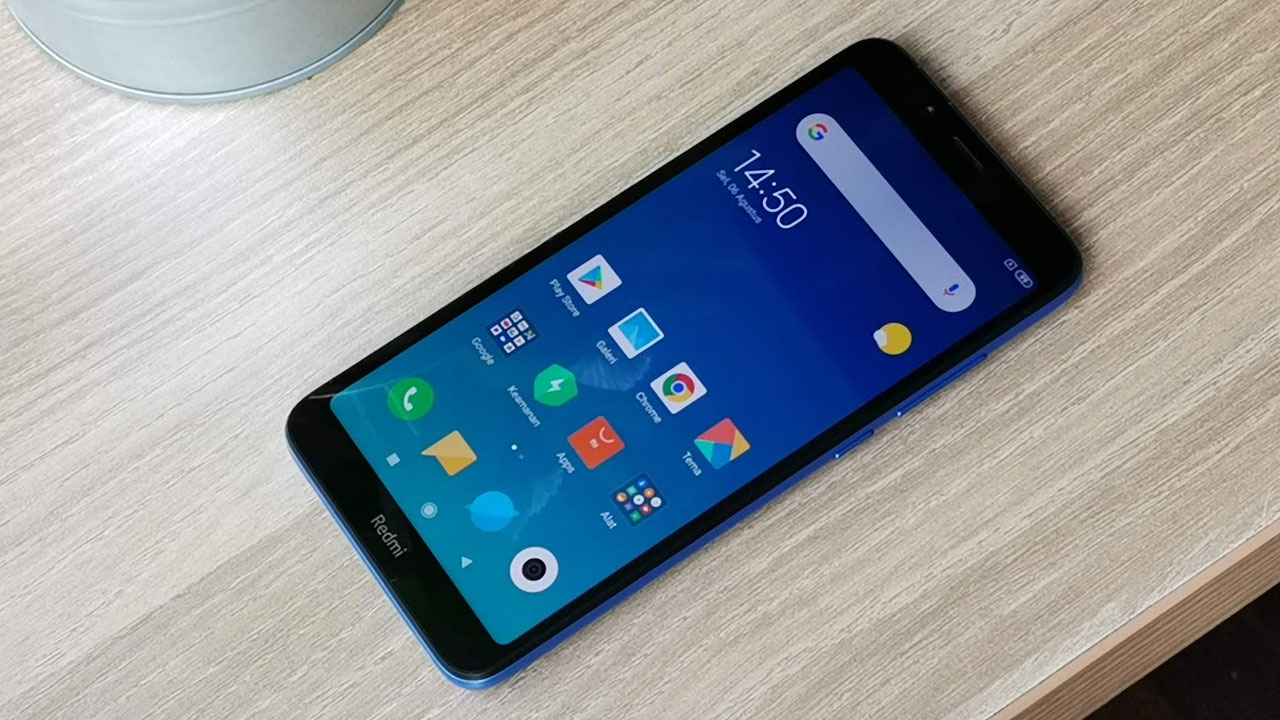 Redmi 7A Officially saves, sold for millions