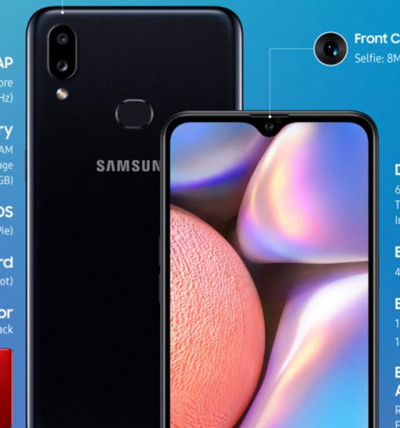 Harga Samsung Galaxy A10s Dan Spesifikasi Lengkap 2019