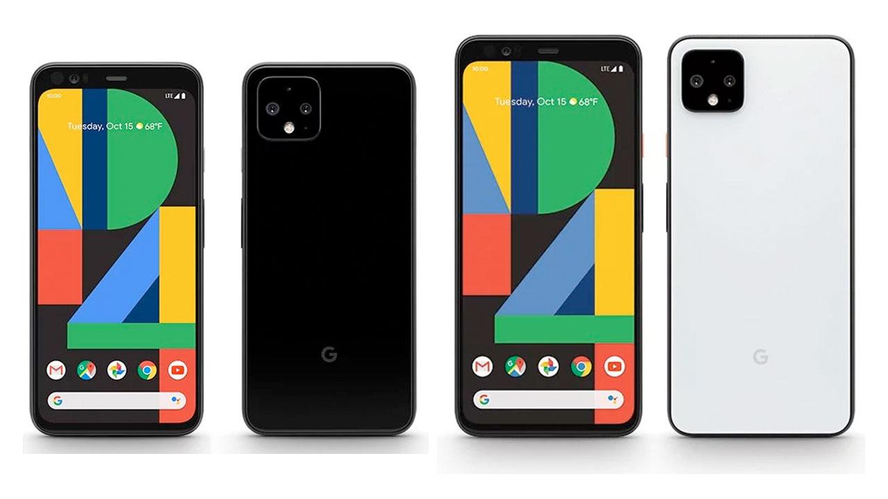 Inikah Desain Sebenarnya dari Google Pixel 4 dan Pixel 4 XL?