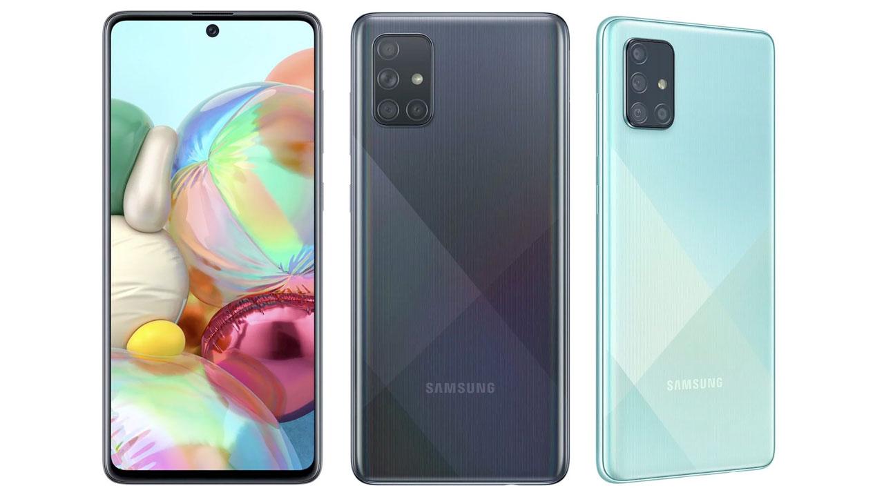 Mengenal Lebih Dekat dengan Samsung Galaxy A71