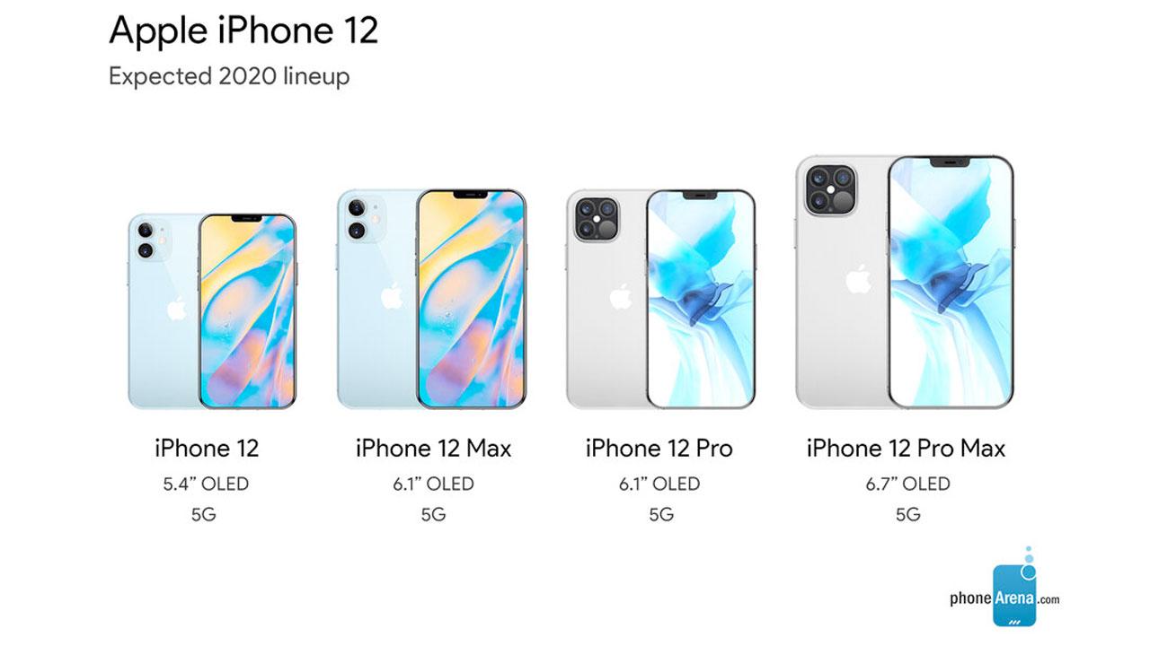 Iphone 12 Akan Punya Empat Model