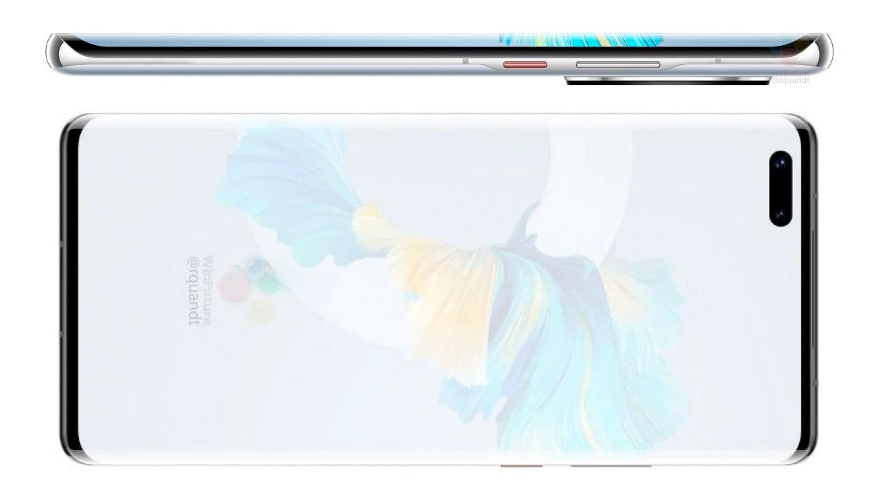 Belum Dirilis Resmi Spesifikasi Huawei Mate 40 Pro Sudah Bocor
