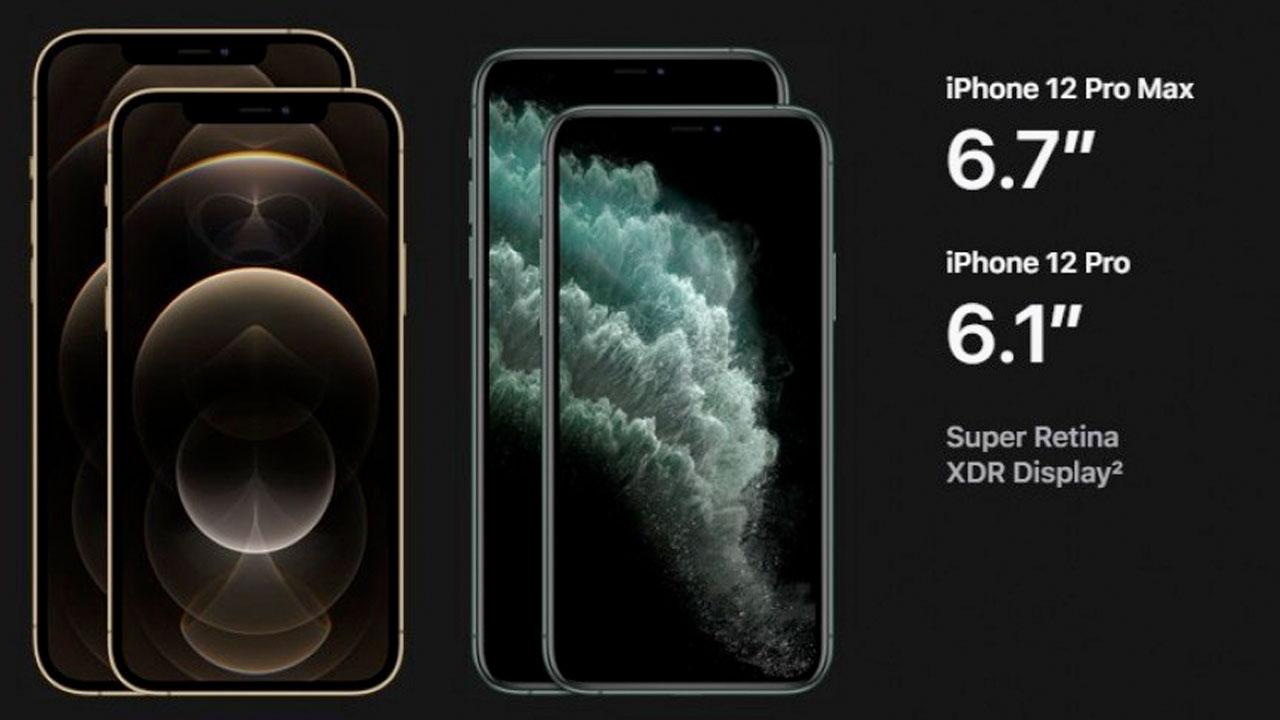 iPhone 12 Pro dan 12 Pro Max: 5G Layar Lebar dan Peningkatan Kamera