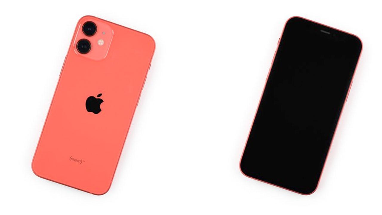 iFixit Kagum dengan Susunan Jeroan iPhone 12 mini
