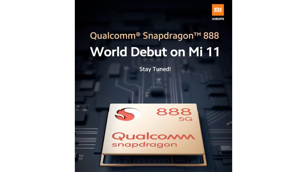Lei Jun: Mi 11 akan Jadi Handset Pertama dengan SoC Snapdragon 888