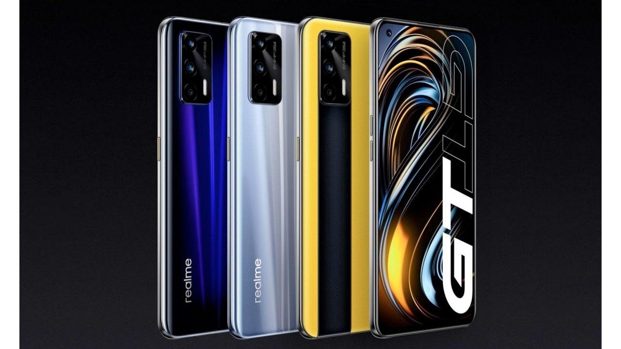 realme GT 5G Resmi Melenggang, Dijual Mulai Rp6 Jutaan