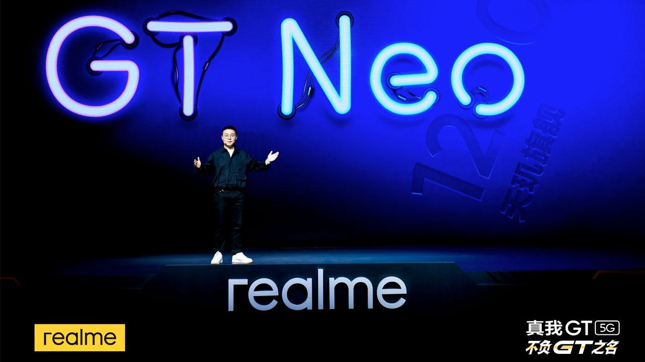 realme GT Neo akan Diotaki Dimensity 1200